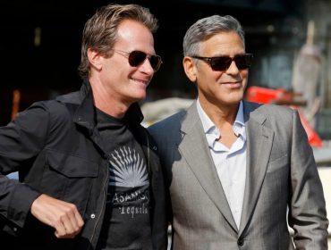 A festa de Halloween de George Clooney e Rande Gerber será estilo anos 70. Ui, ui…
