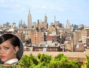 Rihanna pode ter que desocupar o triplex que aluga em NY por US$ 50 mil mensais