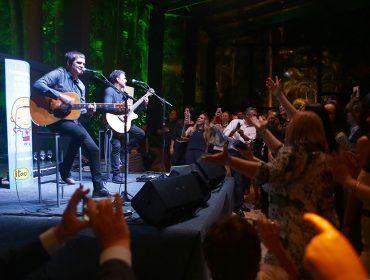 Samuel Rosa canta em evento do bem em prol do Instituto ITACI. Vem ver!