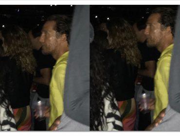 Matthew McConaughey ganhou o título de mais animado em sua passagem pelo Brasil…