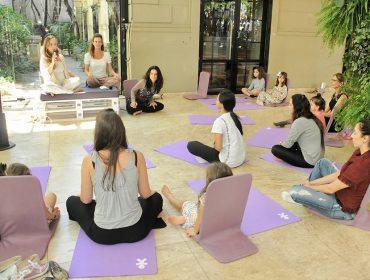 Piquenique Glamurama por Vivo teve sessões de meditação para os glamuzinhos