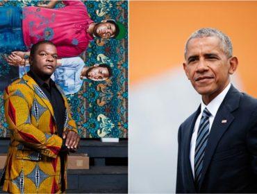 Saiba quem é Kehinde Wiley, que vai pintar o retrato de Obama como ex-presidente