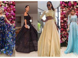 Na batalha de looks do casamento de Marina Ruy Barbosa, elegemos as mais bem vestidas!