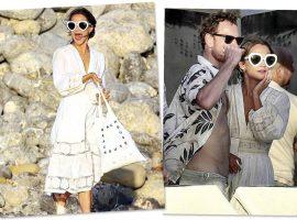 Casal 20: Alicia Vikander e Michael Fassbender se casam em cerimônia secreta em Ibiza