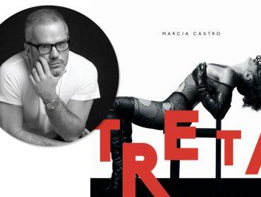 Giovanni Bianco assina direção de arte do novo disco de Marcia Castro