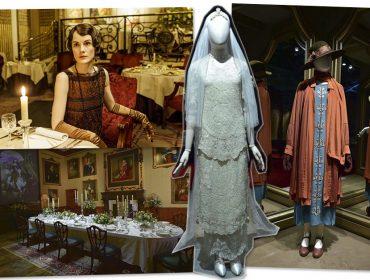 """Atmosfera de """"Downton Abbey"""" é recriada em exposição que baixa em Nova York"""