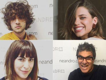 Hairstylist carioca deBruna Linzmeyer e Chay Suede faz pitstop em SP nesta semana