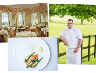 Chef Adam Smith conquista primeira estrela Michelin para o Coworth Park de Londres