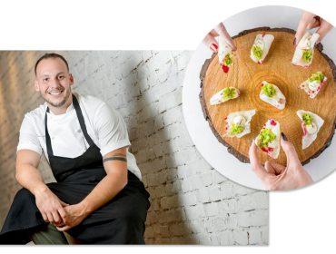 Restaurante Evvai arma jantar especial criado pelo chef Luiz Filipe Souza e amigos