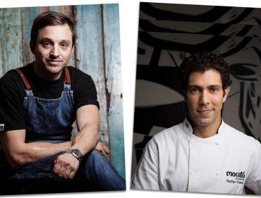 """Um top chef do Brasil e um do Chile trocam de país em """"desafio dos melhores restaurantes"""""""