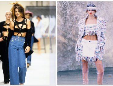Sucesso de Kaia Gerber nas passarelas indica a volta do padrão de beleza dos anos 1990? Aos fatos