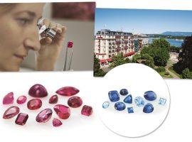 Drink chiqueria: hotel na Suíça oferece taças de champanhe com diamante dentro