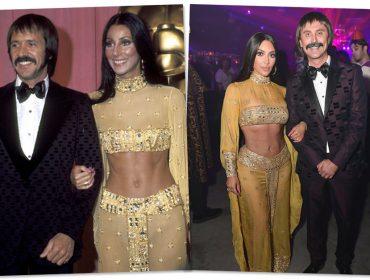 Tem mão de brasileiro a fantasia de Kim Kardashian no Halloween. Vem saber!