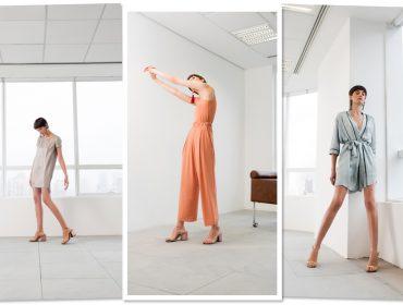 Confortável e moderna: em seu lançamento, Alaphia apresenta coleção minimalista