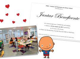 Instituto ITACI promove primeiro Jantar de Gala Beneficente no Palácio dos Bandeirantes