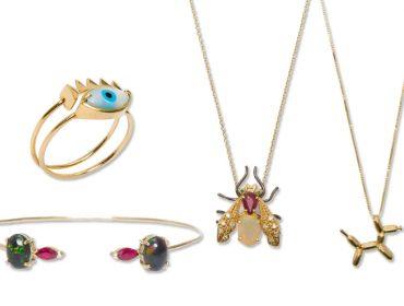 Natacha Barbosa faz seu début no mundo das joias com a coleção Rise