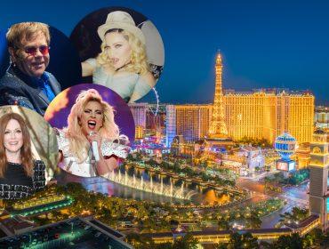 Madonna, Gaga, Elton John e mais famosos vão às redes em apoio a Las Vegas
