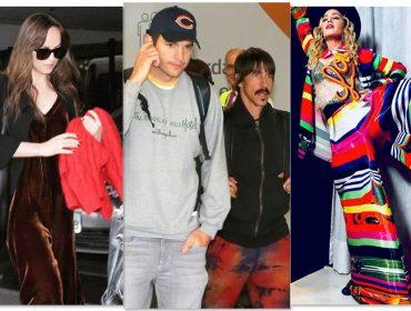 Madonna, U2, Dakota Johnson, Ashton Kutcher, Owen Wilson… Todos no Rio para mega casamento!