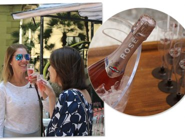 Martini marcou presença com drinks mil no Piquenique Glamurama desse domingo