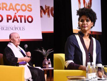 Pátio Higienópolis celebrou a paz mundial com palestras da Monja Coen e de Alexandra Loras