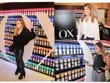 Durante a Festa de 11 anos da Revista JP, glamurettes descobriram os segredos da OX