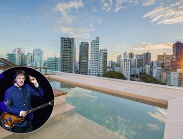 A saudável lista de exigências de Paul McCartney em sua estadia na Bahia