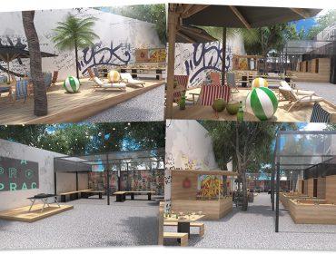 Pinheiros vai ganhar espaço cultural pop-up e Glamurama entrega detalhes do projeto