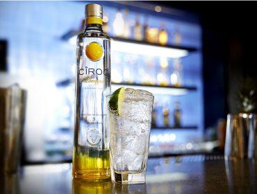 Cîroc cria cinco drinks para celebrar o aniversário de 11 anos da Revista J.P