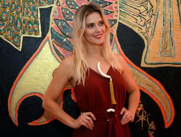 """Carolina Dieckmann: """"Se não fosse uma tragédia, não estaria com meu marido"""". Vem saber"""