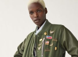 Desejo do Dia: jaqueta bomber da nova coleção de Riccardo Tisci para a Nike