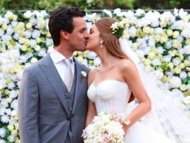 Glamurama conta os detalhes do casamento de Marina Ruy Barbosa e Xande Negrão!