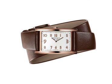 Desejo do Dia: no balanço das horas com o relógio East West da Tiffany