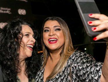 Gal Costa faz participação especial em clipe da afilhada Preta Gil. Aos detalhes!