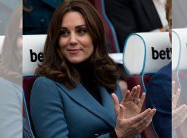 A duquesa de Cambridge Kate Middleton não pode usar esmaltes coloridos. Entenda por que