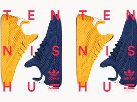 Desejo do Dia:color block na parceria Adidas Originals + Pharrell Williams