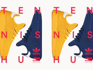 a8564476fa9d1 Desejo do Dia  color block na parceria Adidas Originals + Pharrell Williams