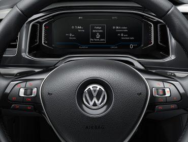 Novo Polo da Volkswagen tem recursos exclusivos para elevar o nível de segurança