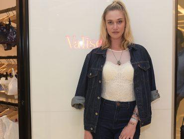 Lançamento de nova coleção da Valisere agitou a loja da marca no JK Iguatemi nessa quinta
