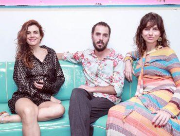 Turma de publicitários e músicos se reúnem na casa de Mariana Aydar nessa terça-feira