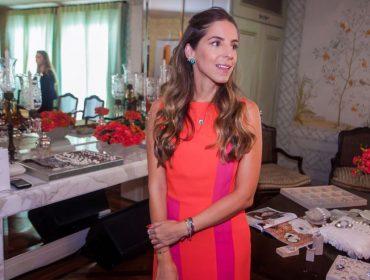 Bibiana Paranhos lança coleção de joias nessa quinta-feira na casa de Stella Jacintho