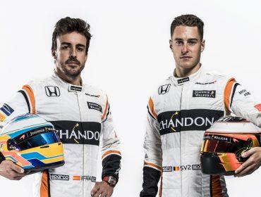 Chandon e McLaren reúnem Fernando Alonso e Stoffel Vandoorne em corrida de kart