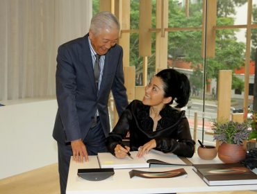 Ceramista Hideko Honma lança livro na Japan House