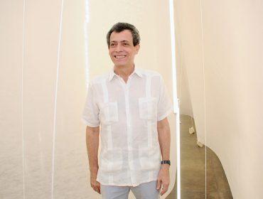 Carlito Carvalhosa e Julio le Parc abriram exposição na Galeria Nara Roesler
