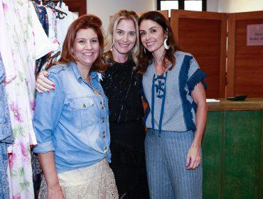 Luciana Andrade e Juliana de Melo Gomes foram as anfitriãs de cocktail em BH nessa quinta