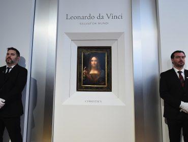 Comprador de quadro de Da Vinci pagou US$ 450 mi e pode ser da China ou do Oriente Médio
