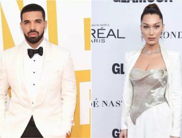 Bella Hadid e Drake, que ensaiavam romance, romperam relações. Aos fatos