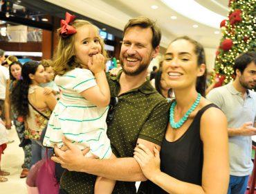 Foi aberta a temporada de Natal do Shopping Pátio Higienópolis. Vem ver!