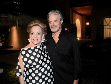 Os cliques do jantar dançante de Helena Mottin e Edinho Veneziani