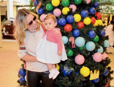 Papai Noel baixou no Shopping Cidade Jardim e Glamurama mostra tudo!