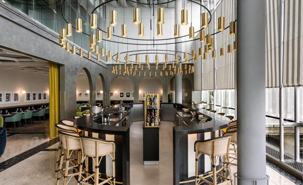 6fb8a4d3093 Restaurante I Love Paris by Guy Martin